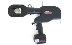 LIC-S540 Battery Operated Cutter