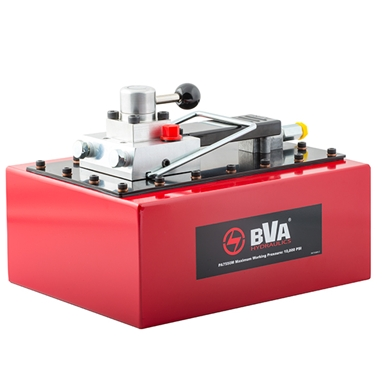 BVA PA7550M Double Acting Air Pump